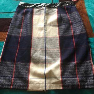 Rachel Roy Aztec a-line skirt